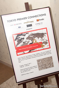 Tokyo Premier Connections March Event