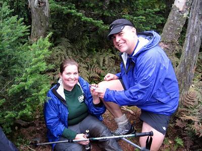 VT: Long Trail backpack & finishing the NEHH list: Sept 2-4
