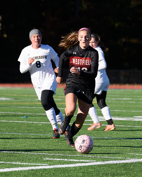 LHS Girls Soccer vs. Westfield 2018