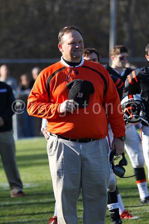 Nov. 16, 2013 Beverly High School Football