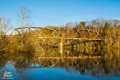 Melton Lake Bridge