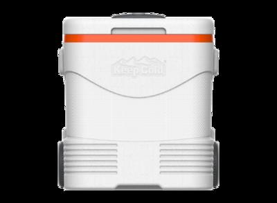White & Orange Cosmoplast
