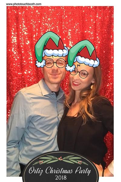 Ortiz Christmas Party 2018