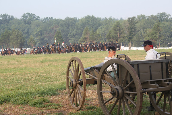 First Manassas Re-Enactment (150th Anniv.)