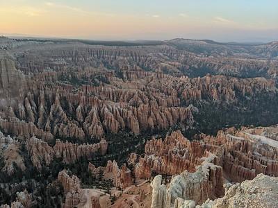 Cedar City, Bryce Canyon, Capitol Reef