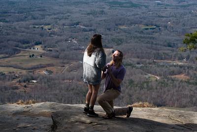 Madison and Joe Engagement