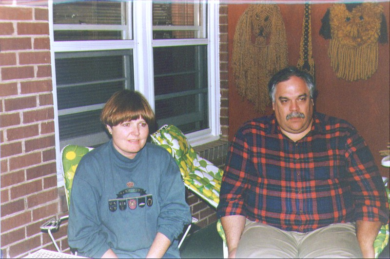 Michelle & Mike, 1995  .jpg