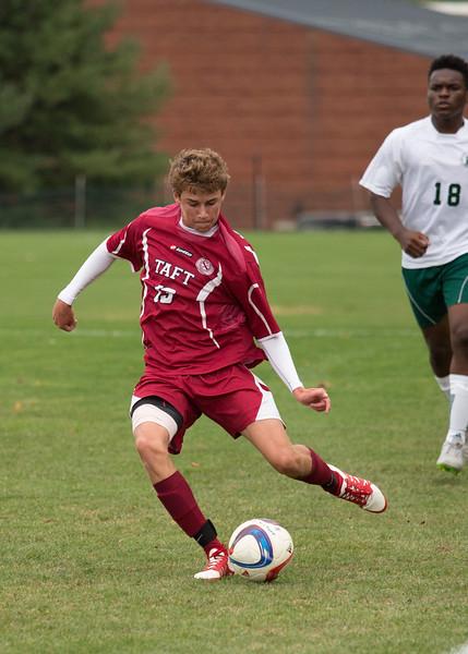9/28/16: Boys' JV Soccer vs Deerfield