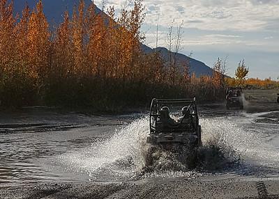 Knik Glacier ATV