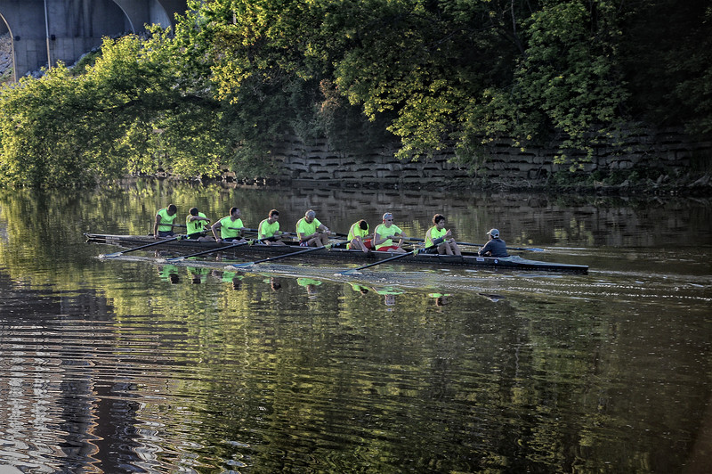 Sculling on the Milwaukee River .jpg