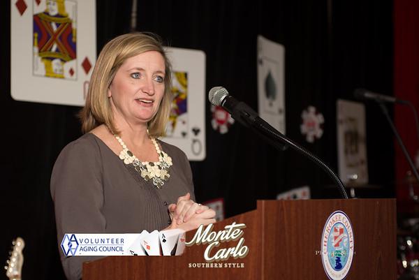 2015 Casino Night - Volunteer Aging Council