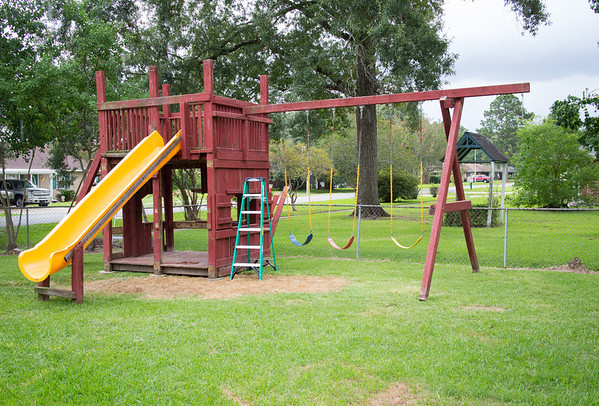 Ava's New Playground