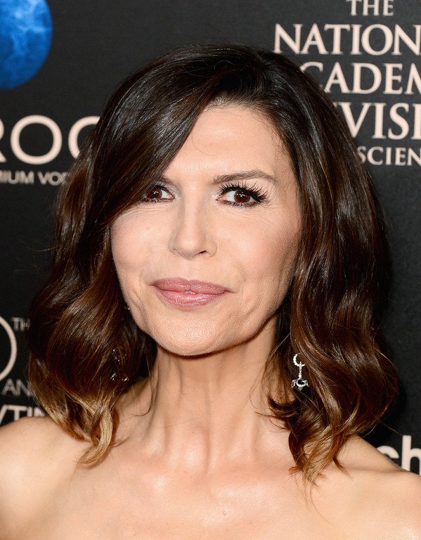 . Actress Finola Hughes attends The 40th Annual Daytime Emmy Awards at The Beverly Hilton Hotel on June 16, 2013 in Beverly Hills, California.  (Photo by Mark Davis/Getty Images)