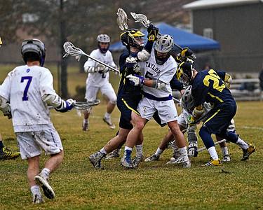 Taylor vs U of M Dearborn LaCrosse  3-30-19