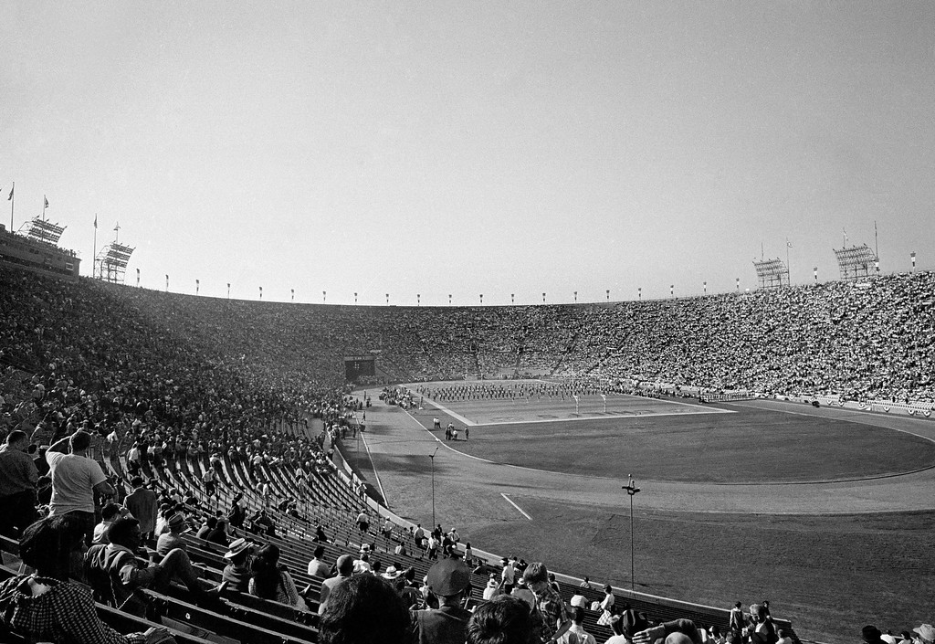 . Few of the 61,946 fans attending the First AFL-NFL World Championship Game � now known as Super Bowl I � on Jan. 15, 1967, could have known they were witnessing the birth of an American institution. With ticket prices topping out at all of $12, Los Angeles Coliseum was only about two-thirds full as the NFL�s Green Bay Packers, led by quarterback Bart Starr, defeated the AFL�s Kansas City Chiefs 35-10. (AP Photo)