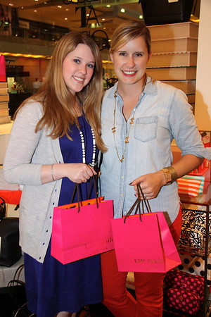 TCAS Kate Spade Shopping Event