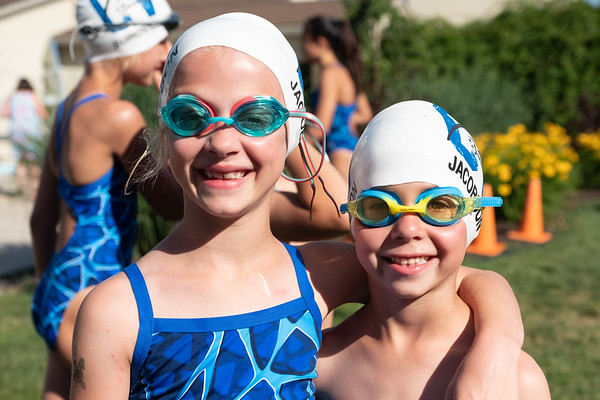 CV v Concord 2018 Swim Team