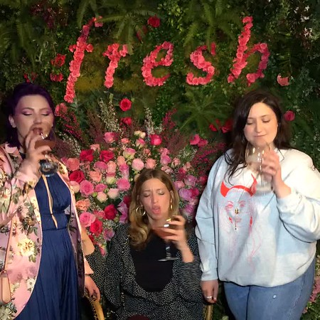 Fresh Rose Launch Event NYC MP4s