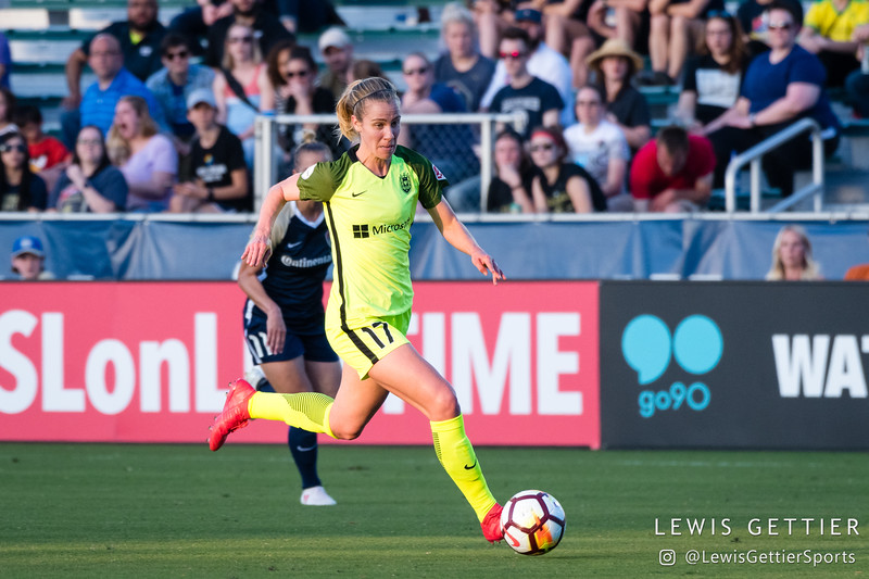 NWSL Regular Season - NC Courage vs Seattle Reign FC