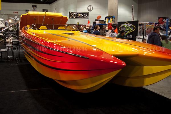 LA Boat Show Photos