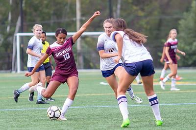 Girls' Soccer vs Stone Ridge