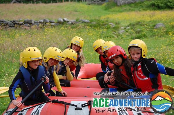 11th July 2015 Half Day Rafting and Kayaking