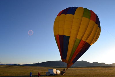 2011_08_31 - Hot Air Ballon Ride, in CO