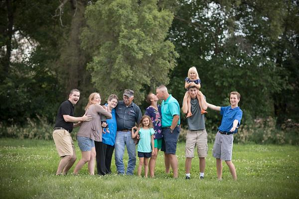 Halouska Family 7-19