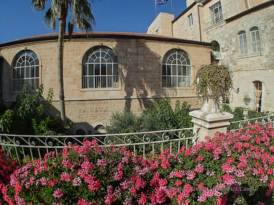 American Colony Hotel Jersusalem October 2013