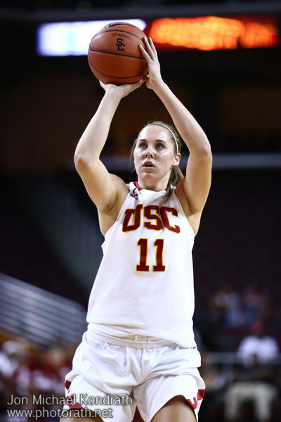 USC Women's Basketball 2013-2014 Season