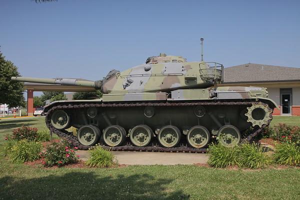 Missouri Veterans Home - St Louis, MO - M60A3