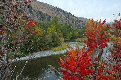 The North Cascades, Pyramid Lake and more....October 2007