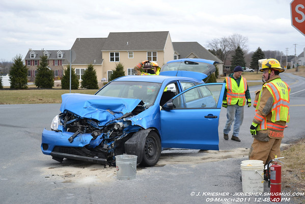 MVA - Old Post & Neffs Laurys - 3/9/2011