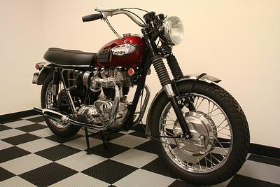 1968 Bonneville T120R (Wedlake)