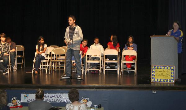 Spelling Bee 12/10/2012
