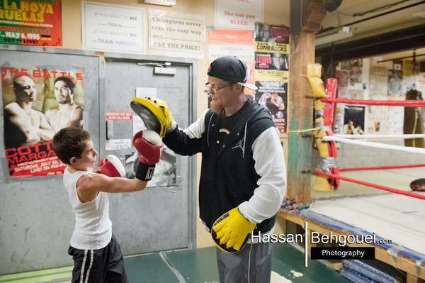 QueensBorough Boxing Club Queen's Park 1 Street 3rd Ave New Westminster Bc Canada Highlights (2_17_14)