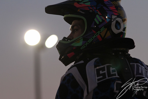 Del Valle Night Race Motocross May 2014