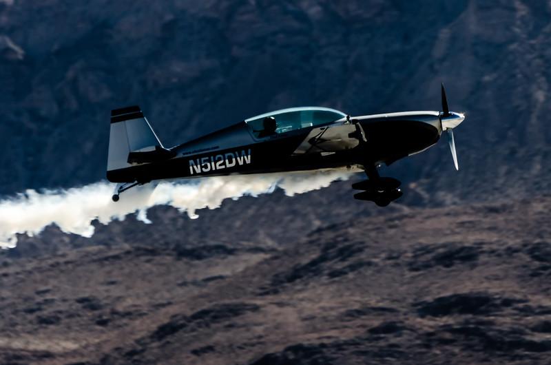 Experimental Aerobatic Stunt Plane