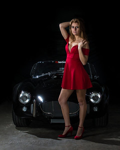 Bri Christine and the Car