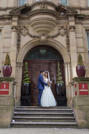 Deshal & Harpreet Civil Wedding