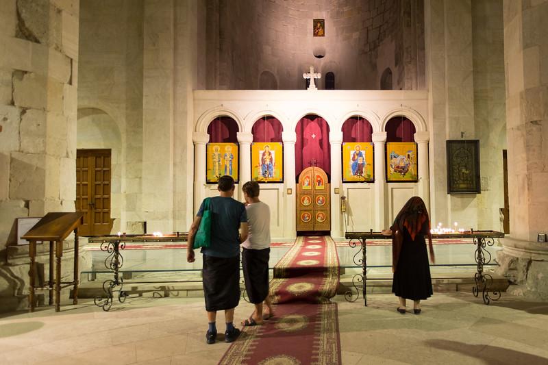 Kutaisi, Bagrati's Cathedral