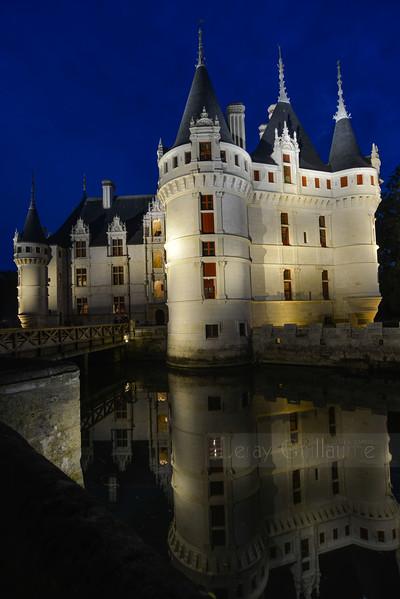 Les châteaux de la Loire - France