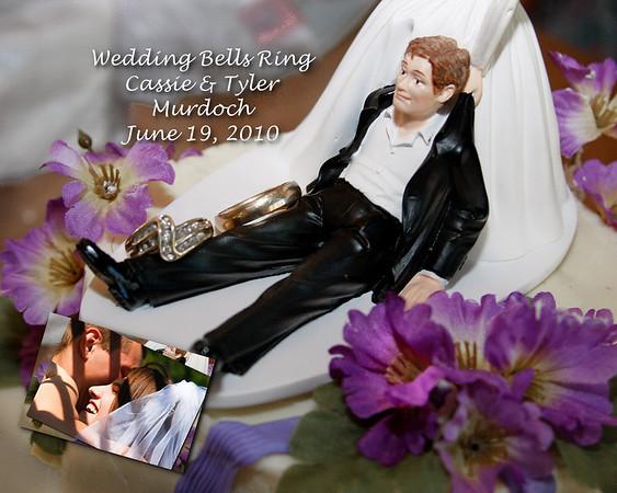 Murdoch Wedding