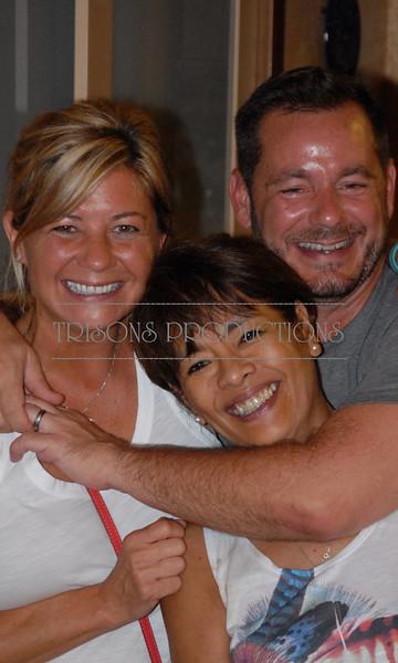Devon & Stevo visit Linda & Mike 08-21-16