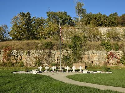 2019-10 Kansas City - Firefighters Memorial