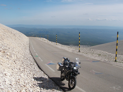 Le Mans and The Alps June 2011