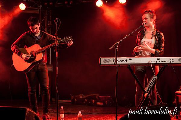 2012-04-13 Eva & Manu, Regina at Klubi, Tampere