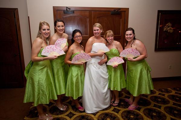 Erin Gladding and Seth's  Wedding