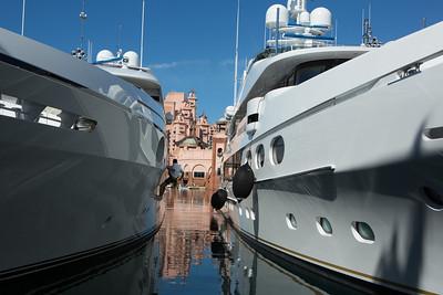 November 21, 2013 Rendezvous Yacht Hop and Rendezvous Scenes