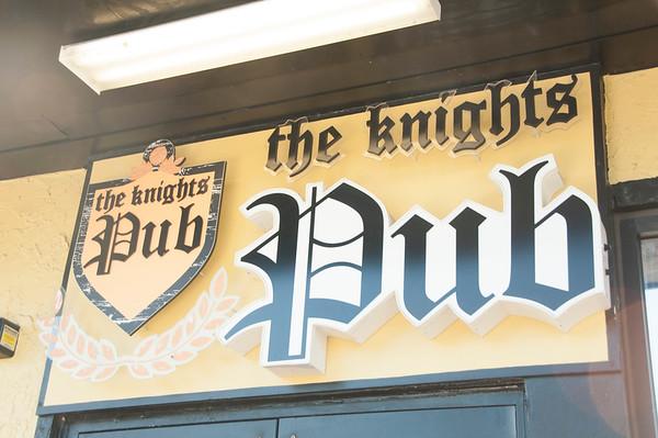 CFLG Event @ Knights Pub 8-8-13
